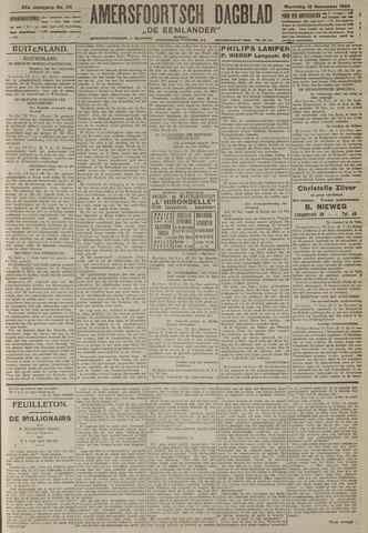 Amersfoortsch Dagblad / De Eemlander 1923-11-12