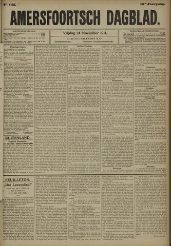 Amersfoortsch Dagblad 1911-11-24