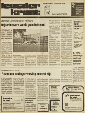 Leusder Krant 1980-03-27