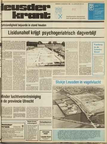 Leusder Krant 1982-08-03