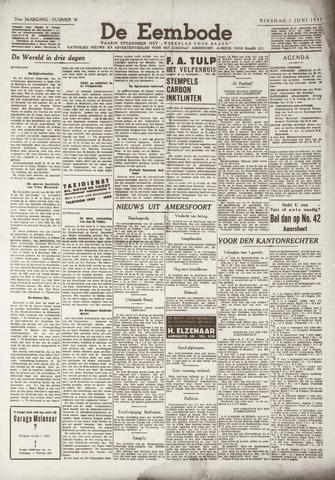 De Eembode 1937-06-01