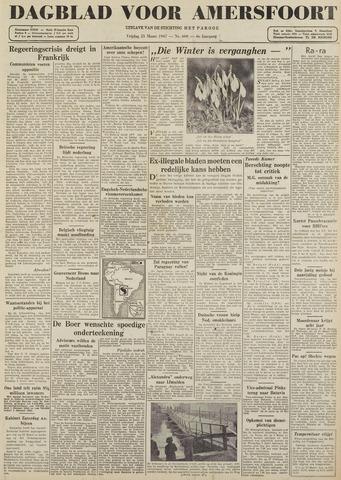 Dagblad voor Amersfoort 1947-03-21