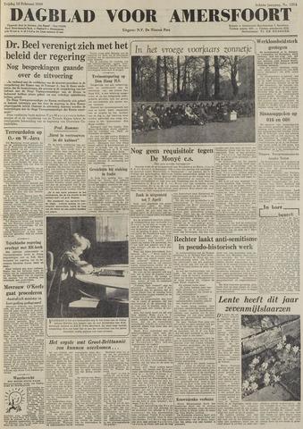 Dagblad voor Amersfoort 1949-02-18