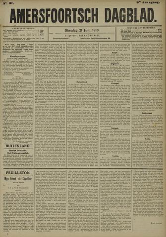 Amersfoortsch Dagblad 1910-06-21