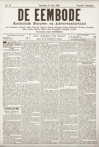 De Eembode 1895-06-15
