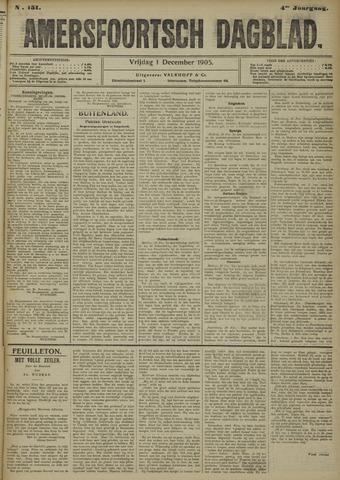 Amersfoortsch Dagblad 1905-12-01