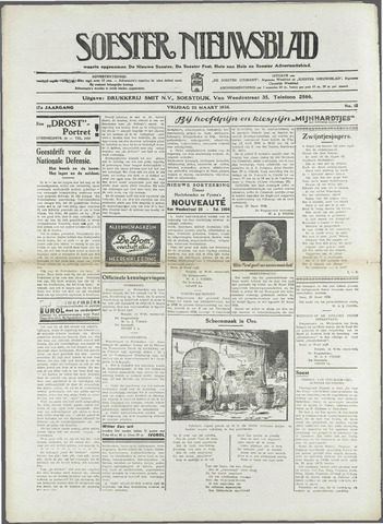 Soester Courant 1938-03-25