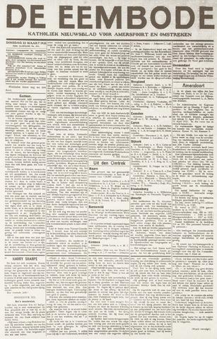 De Eembode 1921-03-22