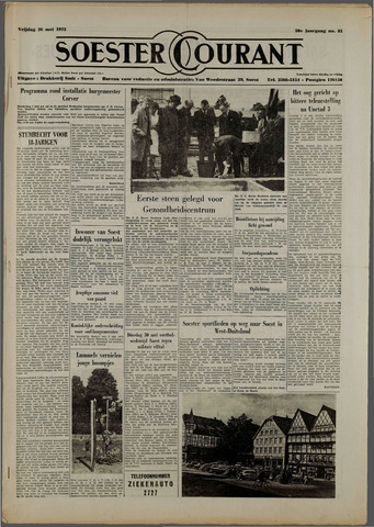 Soester Courant 1972-05-26