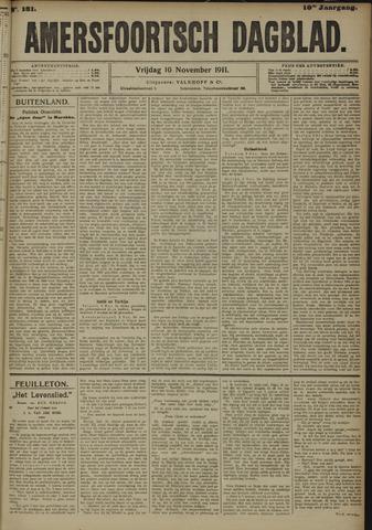Amersfoortsch Dagblad 1911-11-10