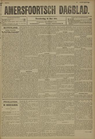 Amersfoortsch Dagblad 1911-05-18