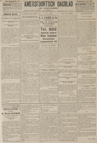 Amersfoortsch Dagblad / De Eemlander 1927-07-14