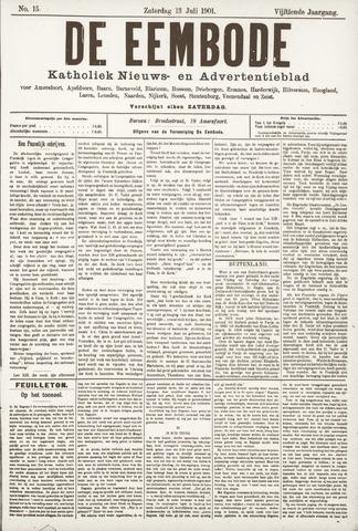 De Eembode 1901-07-13