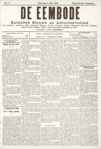 De Eembode 1905-05-06