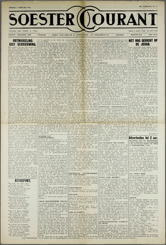 Soester Courant 1963-02-01