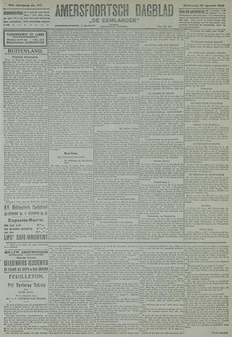 Amersfoortsch Dagblad / De Eemlander 1922-01-25