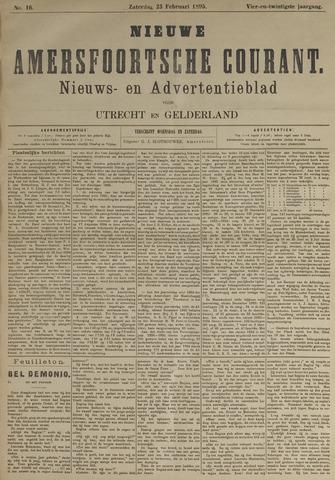 Nieuwe Amersfoortsche Courant 1895-02-23