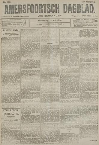 Amersfoortsch Dagblad / De Eemlander 1914-05-13
