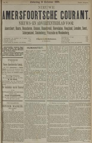 Nieuwe Amersfoortsche Courant 1881-10-08