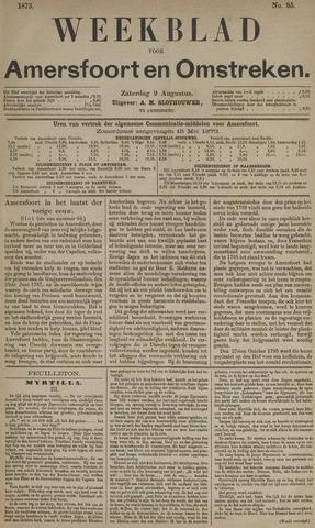 Weekblad voor Amersfoort en Omstreken 1873-08-09