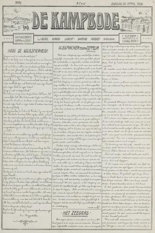 De Kampbode 1916-03-16