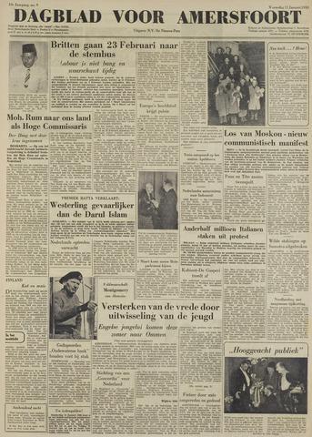 Dagblad voor Amersfoort 1950-01-11