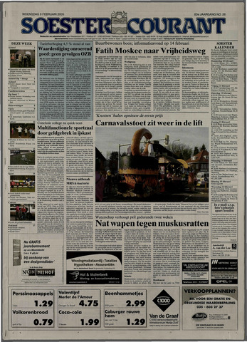 Soester Courant 2005-02-09