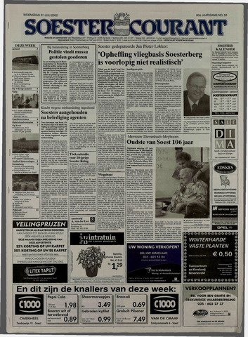 Soester Courant 2002-07-31