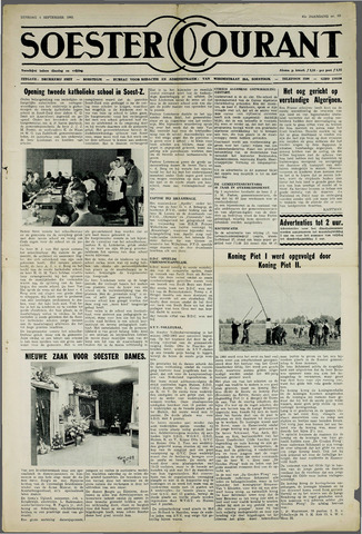 Soester Courant 1962-09-04