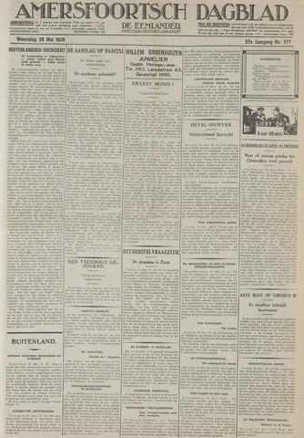 Amersfoortsch Dagblad / De Eemlander 1929-05-29