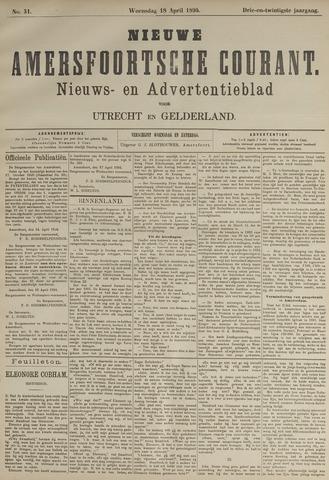 Nieuwe Amersfoortsche Courant 1894-04-18
