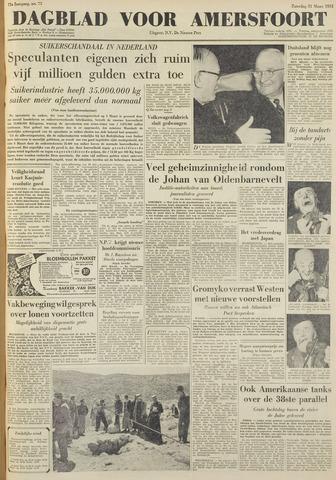 Dagblad voor Amersfoort 1951-03-31