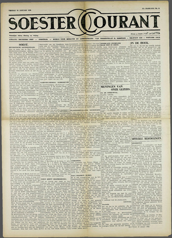 Soester Courant 1959-01-23