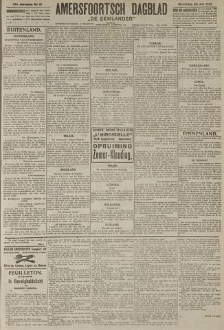 Amersfoortsch Dagblad / De Eemlander 1923-07-25