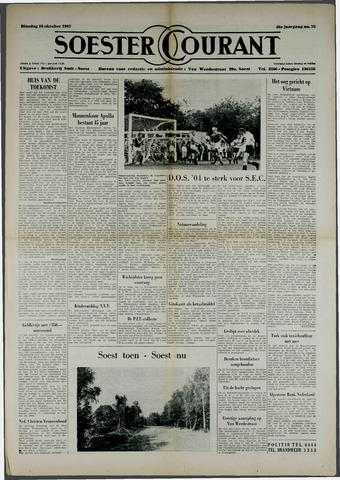 Soester Courant 1967-10-10