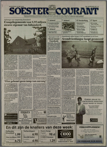 Soester Courant 2000-05-24