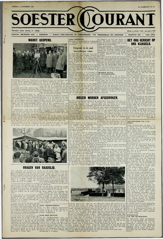 Soester Courant 1962-11-09