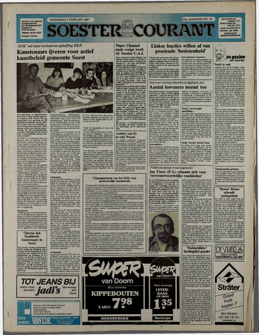 Soester Courant 1987-02-04