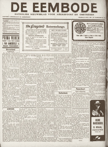 De Eembode 1919-11-14