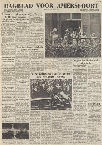 Dagblad voor Amersfoort 1948-09-02