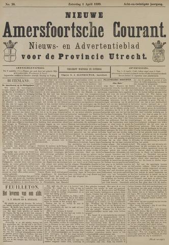 Nieuwe Amersfoortsche Courant 1899-04-01