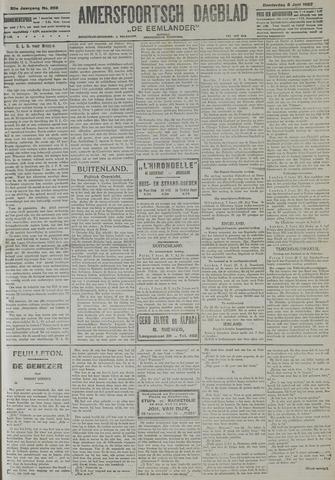 Amersfoortsch Dagblad / De Eemlander 1922-06-08