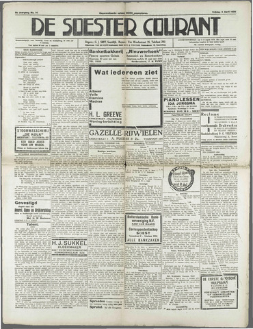 Soester Courant 1930-04-04