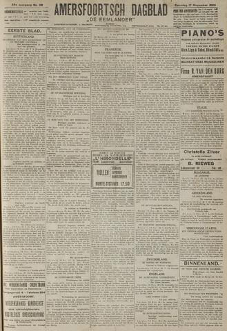 Amersfoortsch Dagblad / De Eemlander 1923-11-17