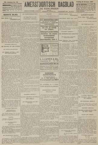 Amersfoortsch Dagblad / De Eemlander 1927-10-21