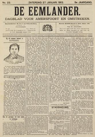 De Eemlander 1912-01-27