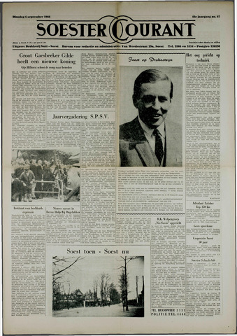 Soester Courant 1966-09-06