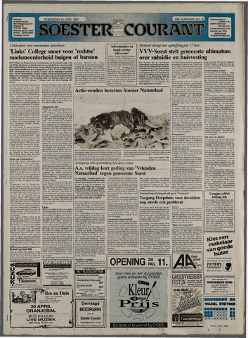 Soester Courant 1991-04-24