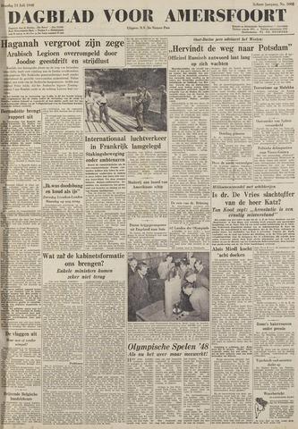 Dagblad voor Amersfoort 1948-07-13
