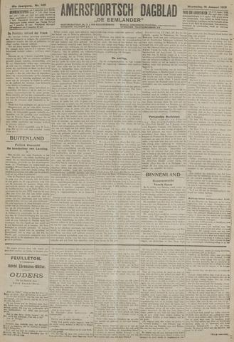 Amersfoortsch Dagblad / De Eemlander 1918-01-16